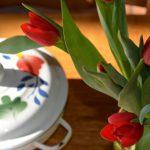 Brabants bont en Hollandse tulpen